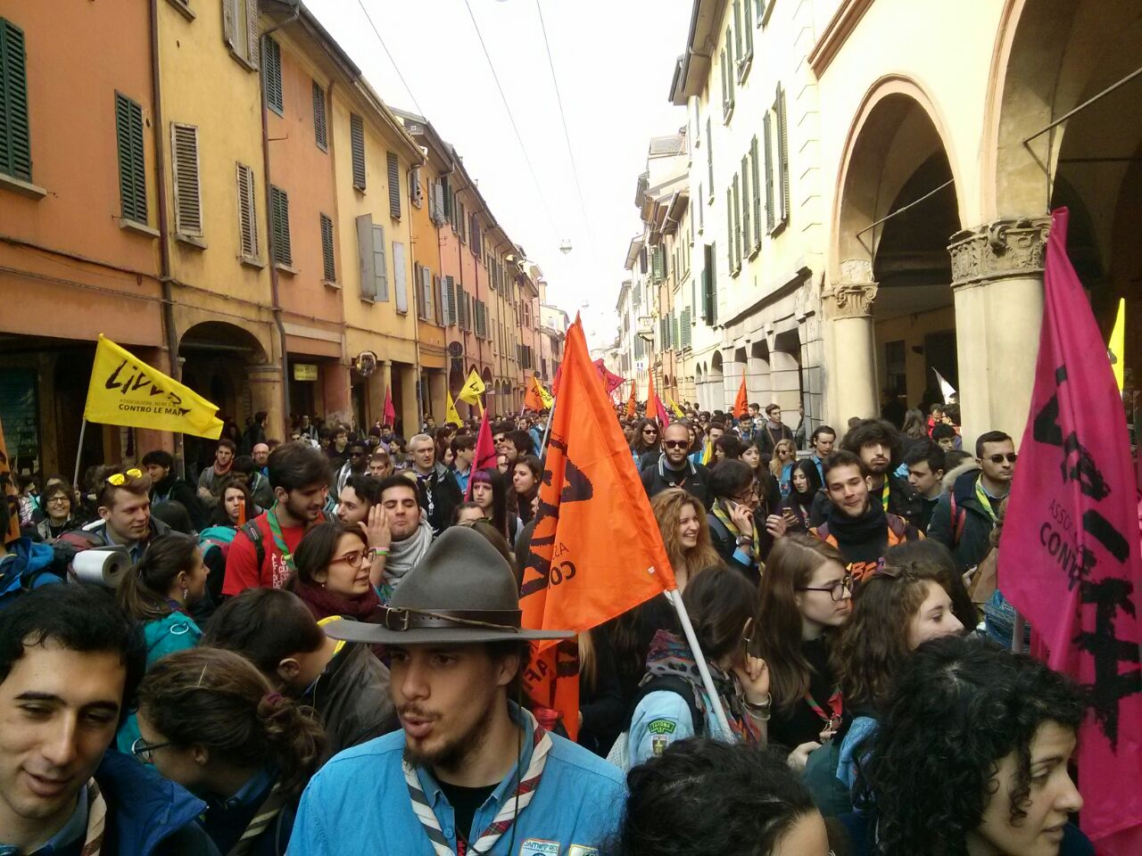 Anche da Ferrara, la verità illumina la giustizia