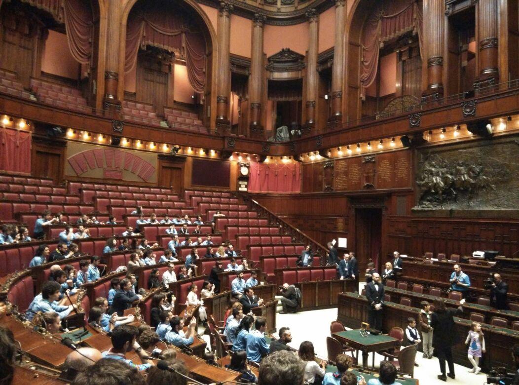 Anche Ferrara all'incontro con la presidente Boldrini #alfieriallaCamera